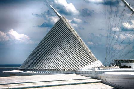 Milwaukee: The Milwaukee Art Museum