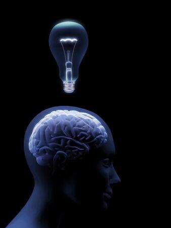 big idea Zdjęcie Seryjne