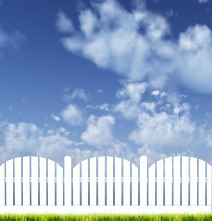 fence Zdjęcie Seryjne