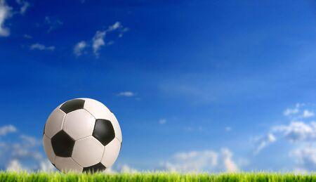 Fußballbild Standard-Bild - 939192