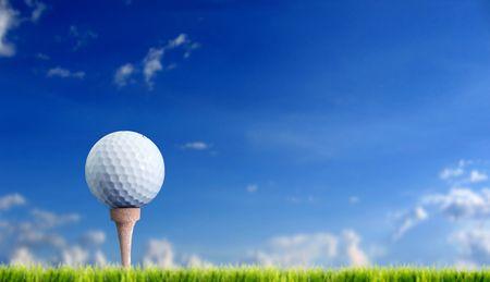 golf Banco de Imagens