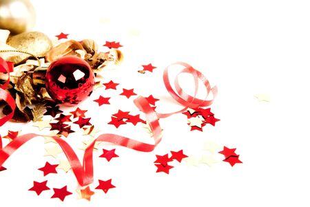 chrom: christmass decorations