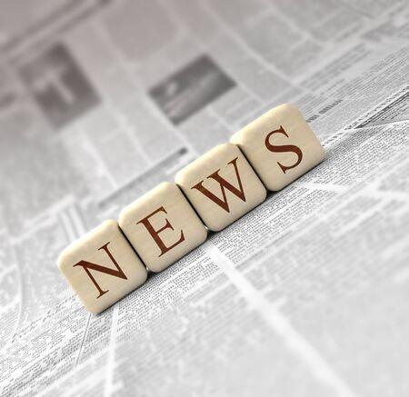 news Stock Photo - 7975892