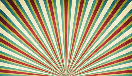 Vintage background or retro poster pattern