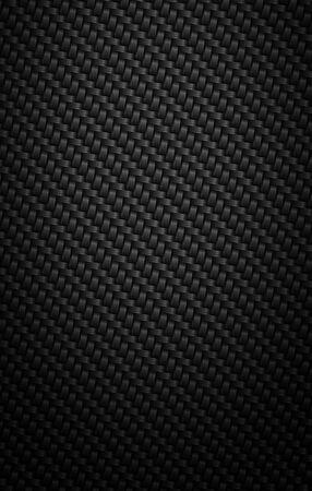 Texture en fibre de carbone pour le fond