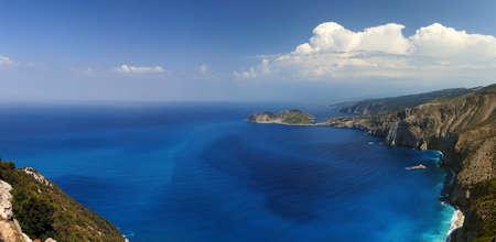 kefallonia: Tropical panorama - Asos Kefalonia