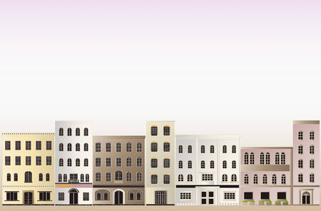 residental: Residental area long