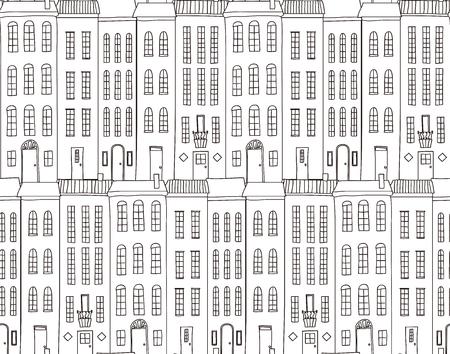 flashy: Illustration of flashy streets