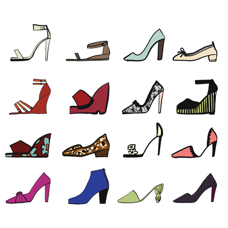 tsu: It is an illustration of shoes.