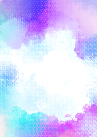 abstracted watercolor background.