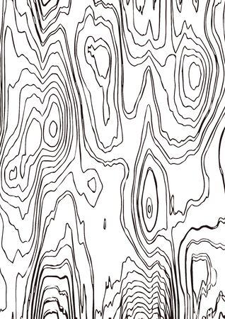 나뭇결의 삽화