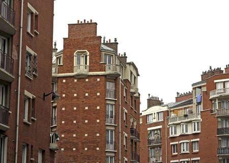 Paris low income homes