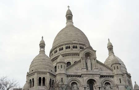 Paris and Sacred church Stock Photo - 839869