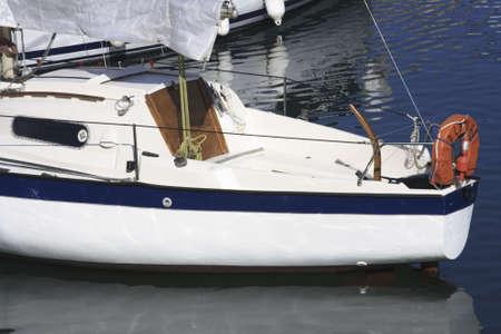 セント ヴァレリー市アン コー ノルマンディーのフランスの船