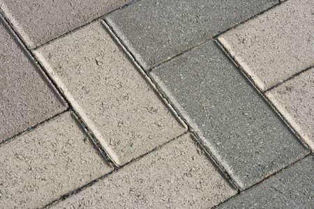 Stone walkway to a  condo complex in Florida Stock Photo - 2668151