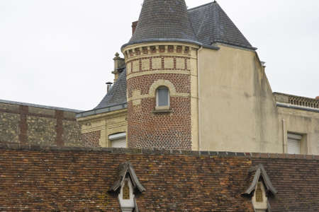 nobleness: Elegant Chateau near Jumieges in Normandy France