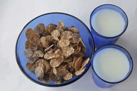 Cereal dont  forget the milk photo
