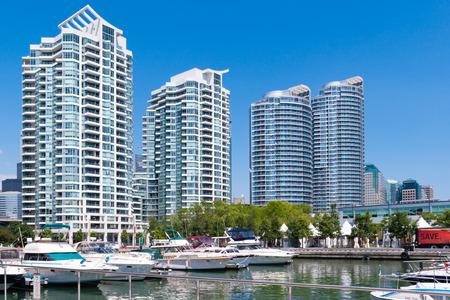 Downtown Toronto Waterfront