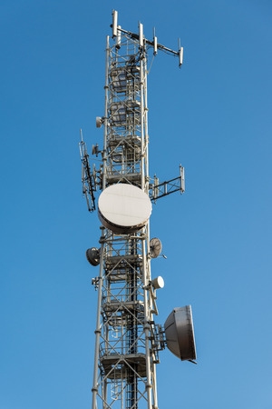 trellis mobile antennas and satellite dishes