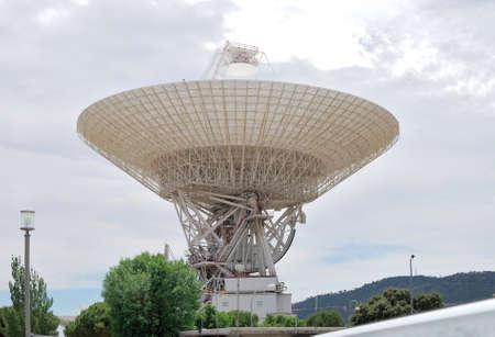 Antenna for deep space exploration