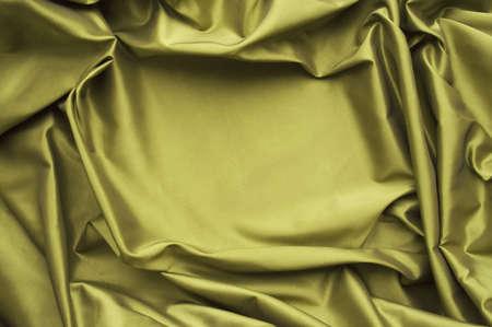 Olive silk frame