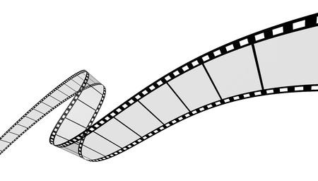 Filmstrip Stockfoto