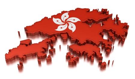Hong Kong  Reklamní fotografie