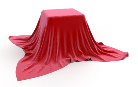 Table covered cloth