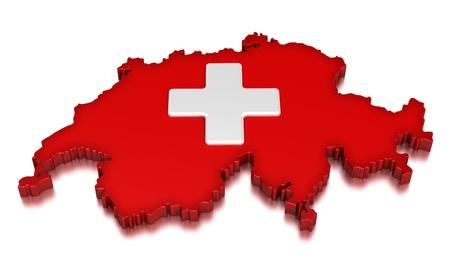 swiss: Switzerland  Stock Photo