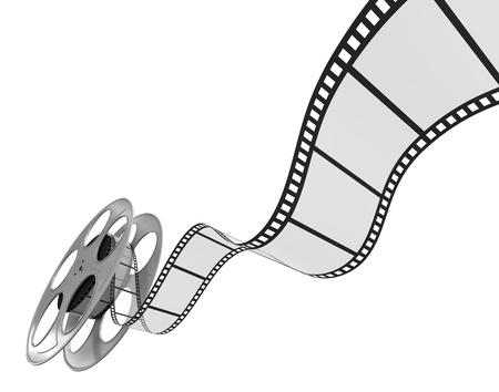 Film Strip Stock Photo - 22160289