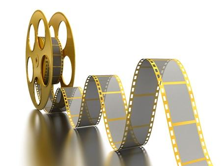 Film Strip Stok Fotoğraf