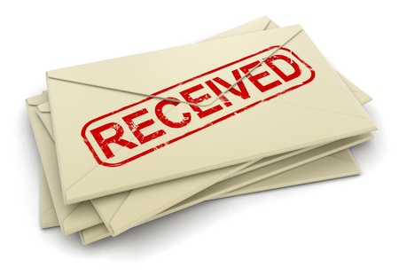 received: Received letters