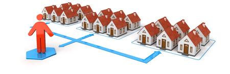 House Network Stock Photo - 22214015