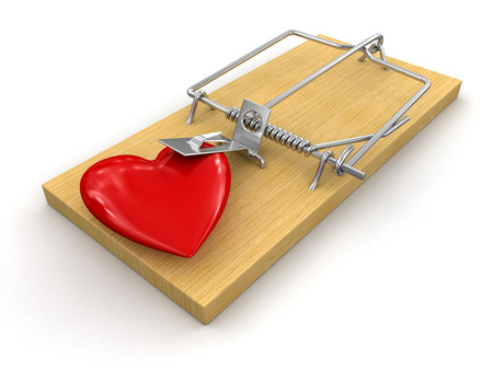 s trap: Mousetrap of love
