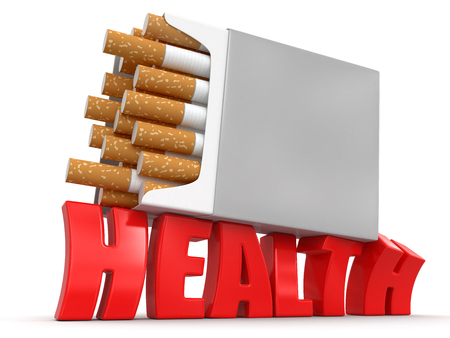 cigarette pack: Cigarette Pack and Health