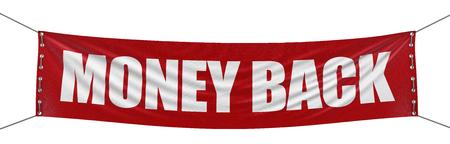 money back: Money Back banner