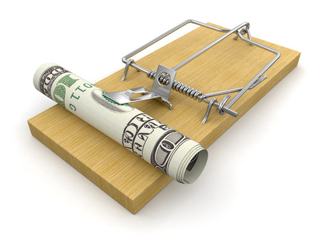 mousetrap: Trappola per topi e dollaro