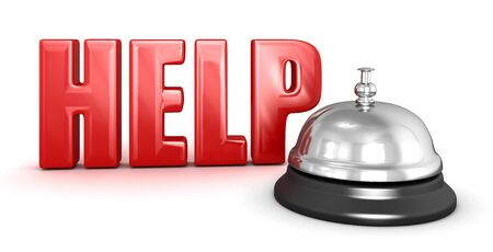 service bell: Service bell and  Help