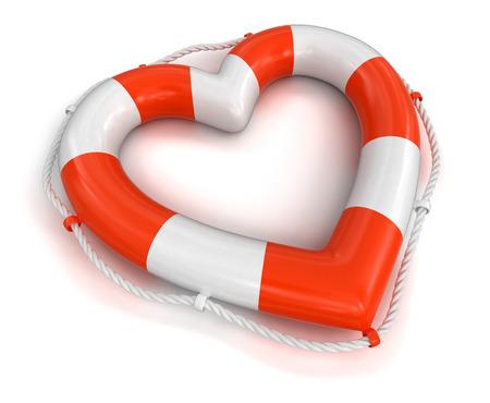 心臓救命浮環