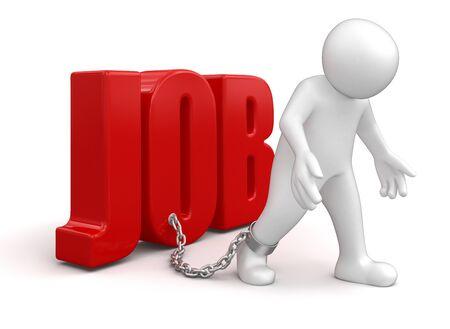 shackles: Man and Job