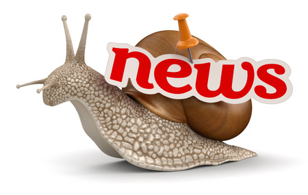 no rush: News Snail