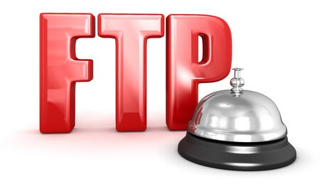 ftp: Service bell and FTP