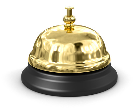 service bell: Service bell