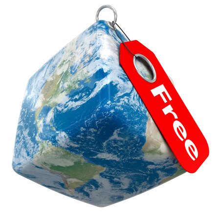 Earth Free Price Tag photo