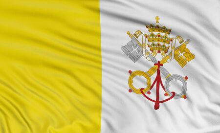 ciudad del vaticano: Indicador 3D de la Ciudad del Vaticano