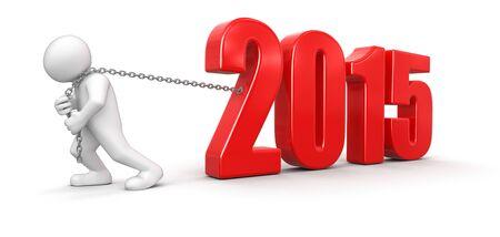 manacles: Man and 2015