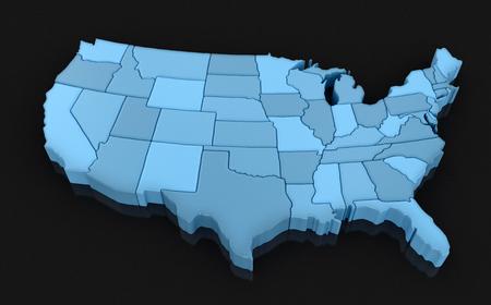 extruded: USA