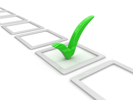 medical decisions: Checklist