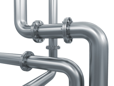three dimensional accessibility: Pipe fitting