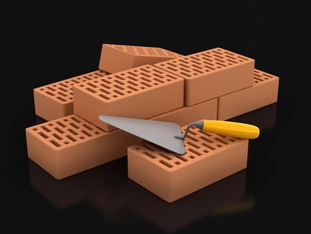 home addition: Bricks and Trowel